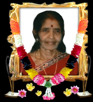திருமதி சரஸ்வதி தேவராசா
