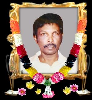 திரு இராசையா நோயல் மகேந்திரன்