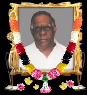திரு நமசிவாயம் சச்சிதானந்தன்