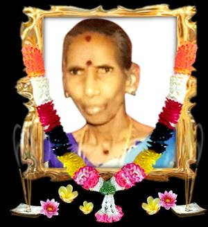 திருமதி நாகமுத்து பரஞ்சோதியம்மா
