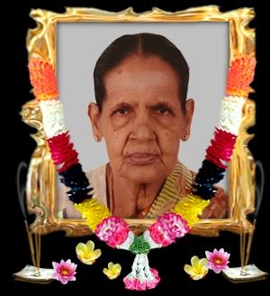 திருமதி இராஜேஸ்வரி ஜெயதேவன்