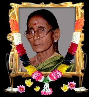 செல்வி பரமேஸ்வரி சின்னத்துரை