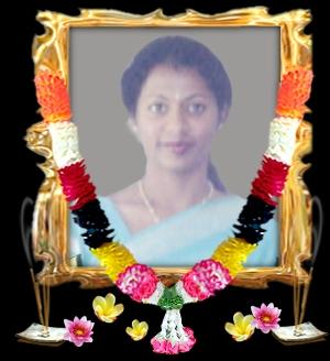 திருமதி ஷகிலா கலானந்தன்