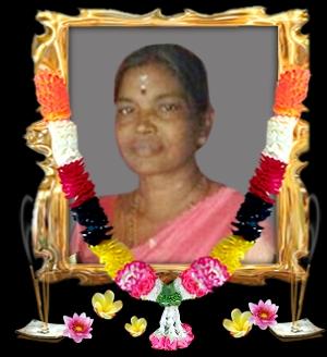 திருமதி தங்கராசா சகுந்தலா