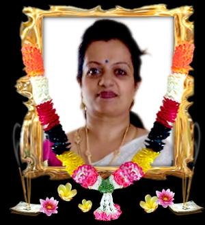 திருமதி கஜனி சுபேந்திரன்