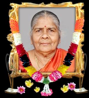 திருமதி குமாரசாமி பரமேஸ்வரி