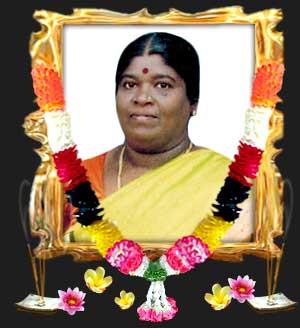 Aruntheswary-Kanakarathinam